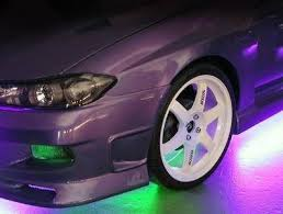 Aftermarket neon lights