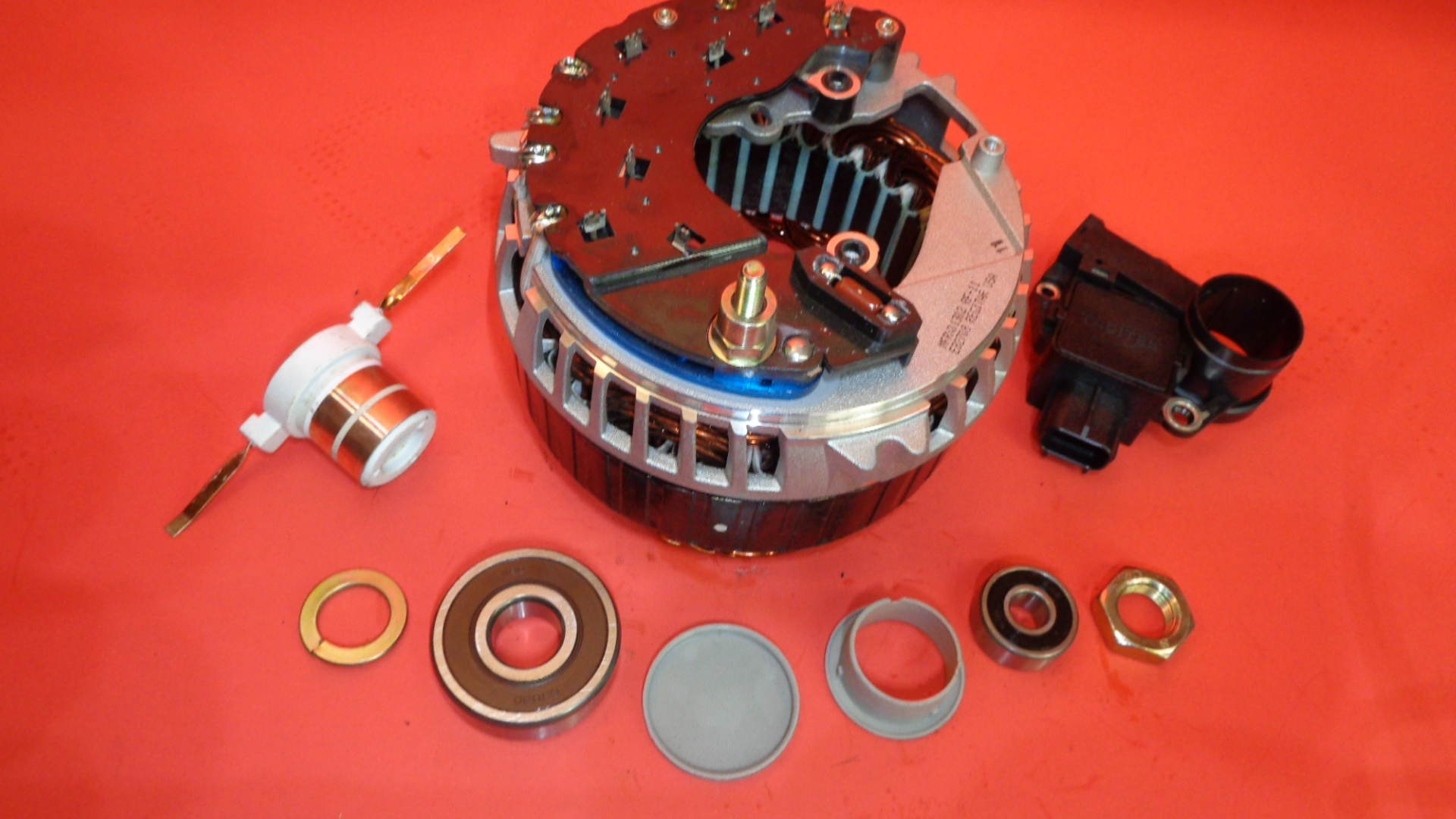 Alternator starter rebuilders - Where is the columbus zoo