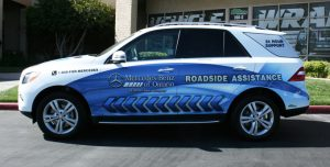 Roadside Assistance Vehicles