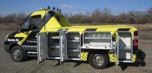 Roadside Assistance Vehicles firemen